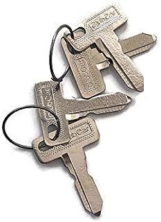 Roloz Original Club Car Key Replacement - Set of 4