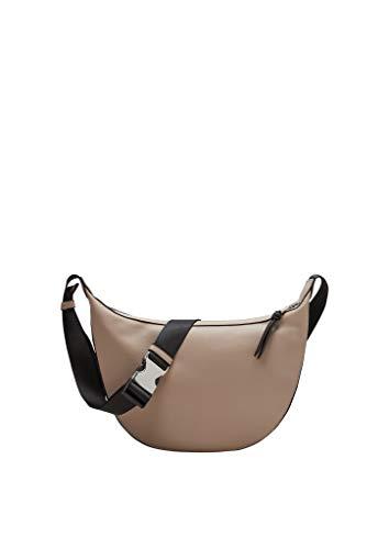 s.Oliver (Bags Damen 201.10.102.30.300.2061132 Schultertasche, beige, 1