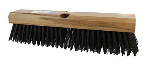 12 push broom head - 1