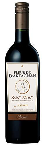 Plaimont | Frankreich (Südfrankreich) Fleur de d'Artagnan Saint Mont Rouge La Réserve 2017 (Rot) 13,0% | Tannat: 60%, Cabernet Sauvignon: 30%, Pinenc: 10% (1x 0,75L)