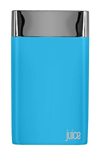 Juice Long Weekender Smart Portable Power Bank, iPhone, Samsung, Huawei, iPad, 10050 mAh, Aqua JUI-PBANK-LWKND-AQA