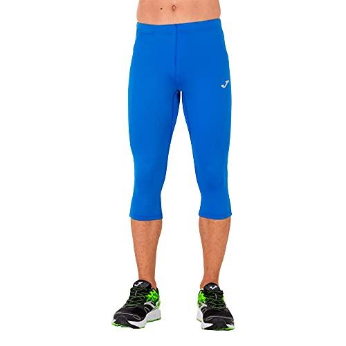 Joma Skin Pantalones Térmicos, Hombres, Azul (Azul Royal), L