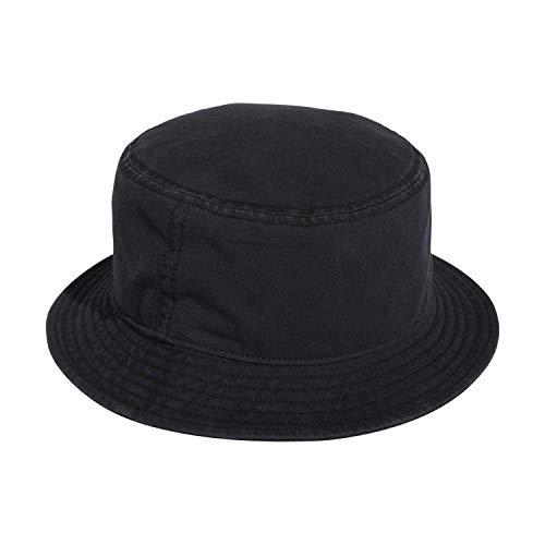 adidas Women's Core Essentials Bucket Hat, Black/White, One Size
