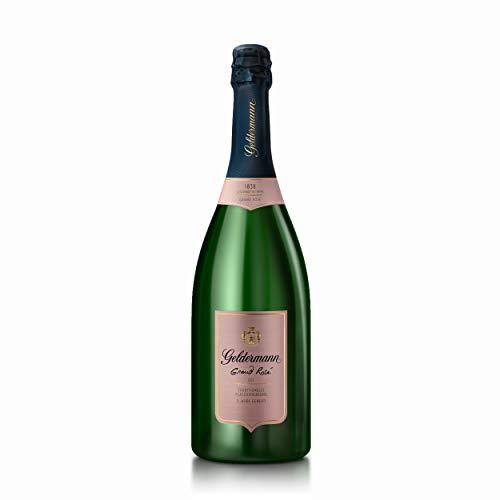 Geldermann Grand Rosé Sekt in traditioneller Flaschengärung (1 x 1,5l)