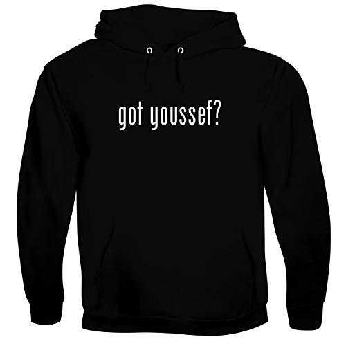 got youssef? - Men's Soft & Comfortable Hoodie Sweatshirt, Black, XXX-Large