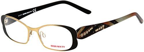 Miss Sixty MX0511 005 51 Montature, Multicolore (Mehrfarbig), 42 Donna