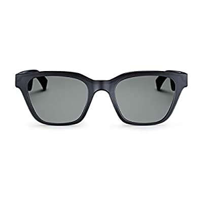 Bose Frames, Audio Sunglasses with Open Ear Headphones, Alto M/L , Black with Bluetooth Connectivity
