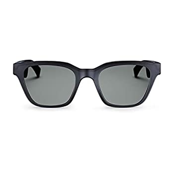 Bose Alto M/L Rectangular Sunglasses Black Regular