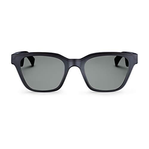 Bose Frames - Gafas de Sol con Altavoces, Alto, M/L, Color Negro