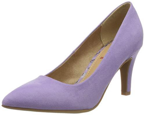 s.Oliver Damen 5-5-22411-24 Pumps, Violett (Lilac 597), 40 EU