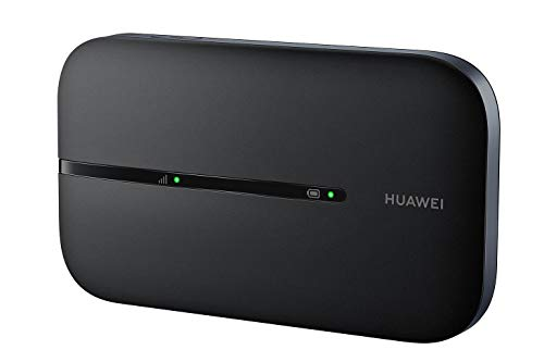 HUAWEI E5576-320 LTE Mobile Wi-Fi , bis zu 150 MBit/s, Schwarz