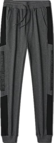 N\P Pantalones deportivos para hombre Otoño Invierno Hombre Harem Pantalones Fitness Bodybuilding