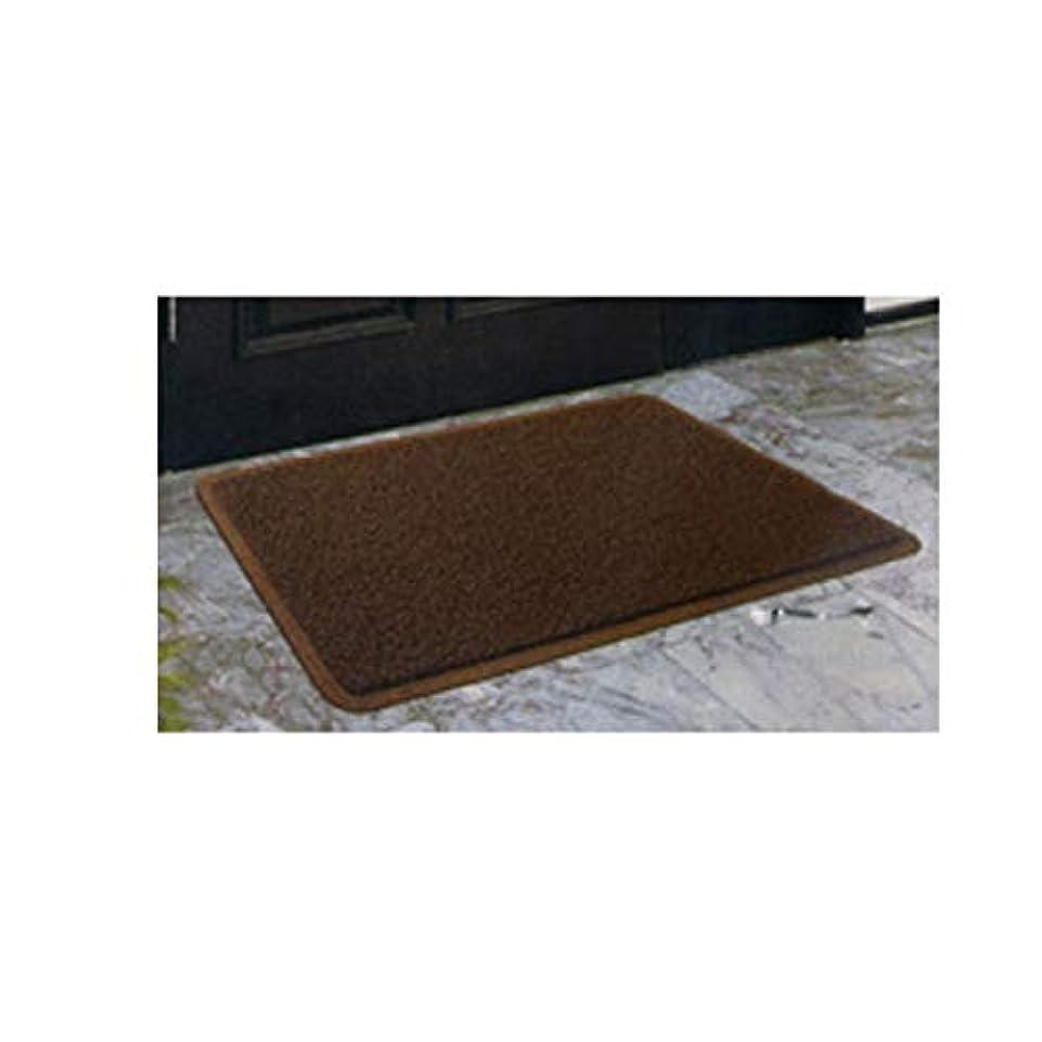とげ大聖堂遺体安置所泥落としマット ニューロン ソフトマット#3 グレー 山崎産業