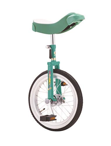 どのスポーツのトレーニングにも一輪車は最適。 バランス感覚・体幹を鍛えられます!ミヤタサイクル フラミンゴジュニア14インチ 【FJ140】日本一輪車協会認定 ベルマーク参加商品 幼稚園 14インチ キッズ プレゼント 一番小さいスポーク一輪車 しっかり設
