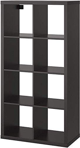 FURINNO JAYA Simple Home 3-Tier Adjustable Shelf Bookcase, Espresso