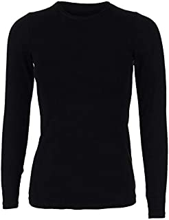 Dice Under Shirt - Body Long Sleeve - Round Neck Top - For Women