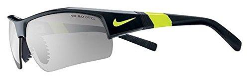 NIKE Show X2 Pro Ev0678 073 69 Gafas de sol, Blk/Vlt/GryW/SlvrFl, Unisex-niños