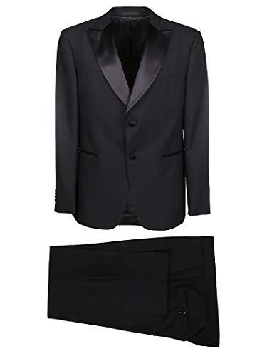 Z ZEGNA Luxury Fashion Herren 622810284 Schwarz Wolle Anzuge | Herbst Winter 19