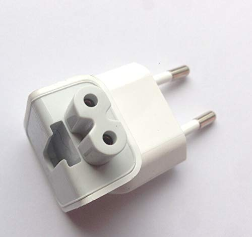 Adaptador Enchufe EU AC Plug Replacement for Apple iBook MacBook Power Adapter