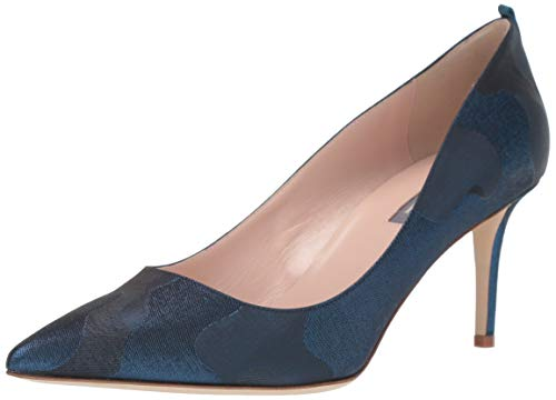 SJP by Sarah Jessica Parker Damen Fawn 70 Dress Pump Pumps, Blau (Blue Fatigue Blufa), 38 EU