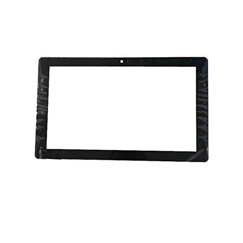 Negro Color EUTOPING ® De Nuevo 10.6 Pulgadas Pantalla tactil Digital para Dragon Touch X10 10.6 Inch Octa Core