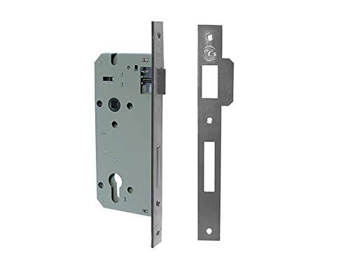 Insteekslot houten deuren met frame, doornmaat 40 mm, afstand 85 mm