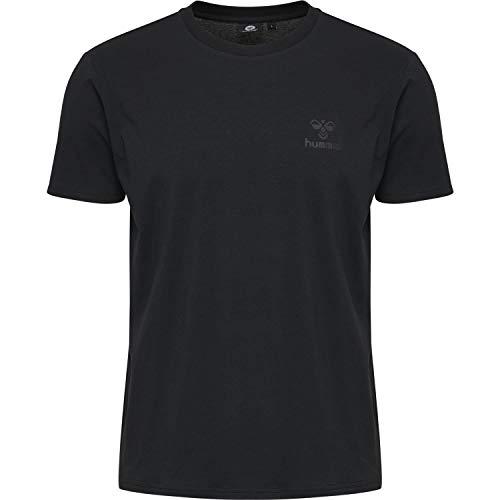 Hummel Herren T-Shirt Sigge 206424 Black L