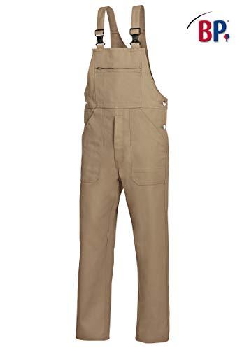 BP Workwear Arbeits-Latzhose Basic - sand - Größe: 114