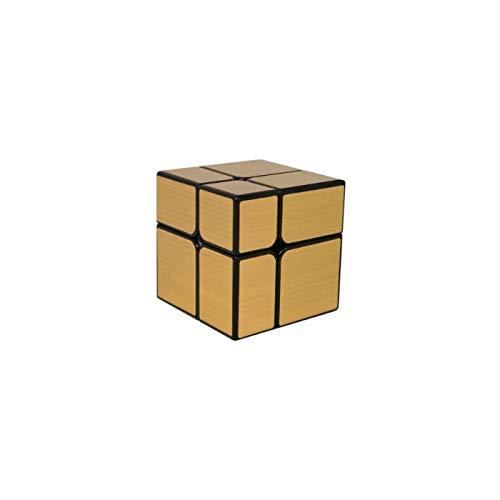 Ludokubo Cubo Mirror 2x2 Color Dorado