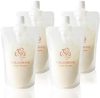 バランローズ クリームシャンプー:2個×2セット VALANROSE Cream shampoo/シャンプー クリームシャンプー 髪 ヘアケア