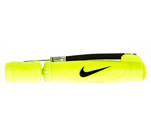 Nike Ball Pump Intl Stirnband, Volt/Black, One Size
