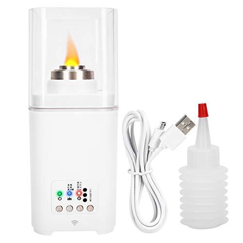 Regalos de mayo Difusor de aroma, funciones de sincronización de alta calidad Humidificador difusor de aroma práctico, 3 tipos de modos de niebla para dormitorio, oficina, sala de estar,