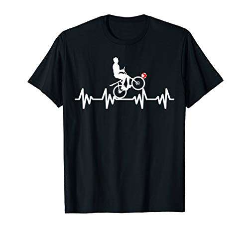 Herzschlag Radball Radballer Hallenradball Radsport Fahrrad T-Shirt