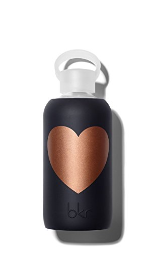 bkr Copper Jet Heart Metallic Heart Collection Tri nkflasche 1 Stk