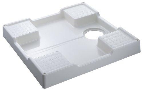 SANEI 洗濯機パン 外寸640mm×640mm H5410-640