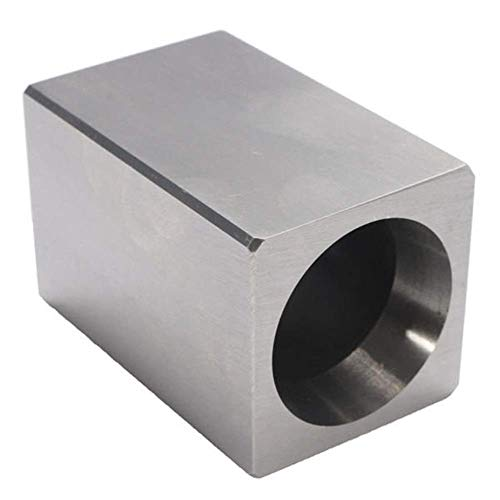 Best Review Of KXA Hard Steel 5-C Square Collet Block Lathe Tool Holder Tool bracket