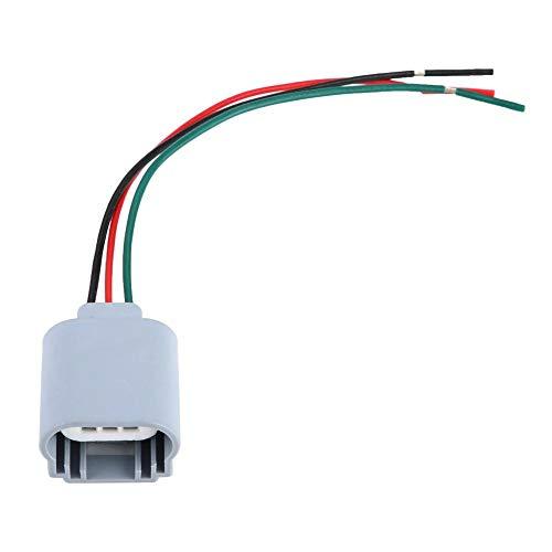 Qii lu H13 / 9008 Kabelset voor mistlampen, kabelset voor koplampen, stekker, keramische stekker, adapter