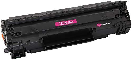 INK INSPIRATION® Premium Toner kompatibel für HP CE278A 78A Laserjet Pro M1536 MFP M1536dnf MFP P1560 P1566 P1600 P1606 P1606dn | 2.100 Seiten
