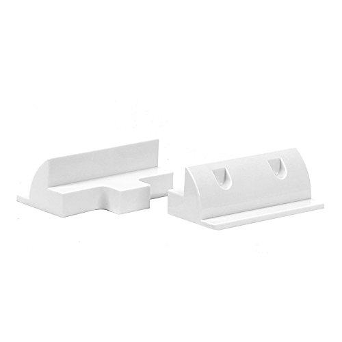 Offgridtec ABS Verbindungs-Spoiler 180 mm, 1 Stück, 006535 2er Set Verbindungsprofile 180 mm