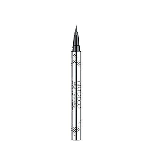 ARTDECO High Intensity Precision Liner, flüssiger Eyeliner, Nr. 10, ultra schwarz