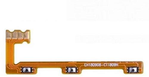 Compatbile For HUAWEI MATE 20 LITE SNE-LX1 SNE-L21 SNE-AL00 Ricambio flat flex circuito switch key pulsante interno accensione tasto power on off volume controllo tasti