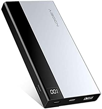 Aibocn 13000mAh USB C Portable Charger