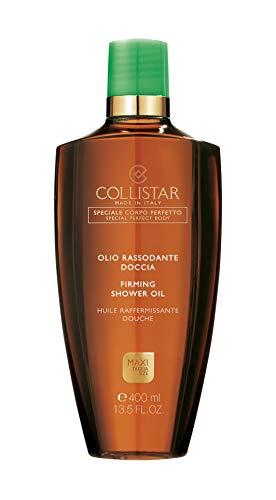 Collistar Perfect Body Firming Shower Oil 400 ml, Multicolor