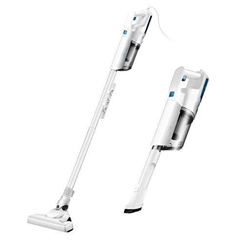HNLSKJ Handheld-Staubsauger, for den häuslichen Hartboden-Teppich Lightweight R starker saugter roter kabelloser...