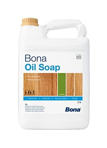 Bona olie zeep 5 liter geolied hout vloer reiniger