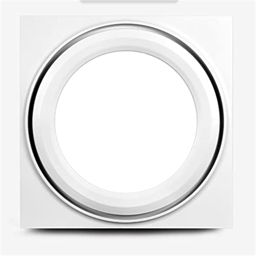 Release Extractor de baño, Cocina Extractor de Cocina Iluminación de ventilación de Techo integrada Luz de Techo de Techo de Cocina 2 en 1 Ventilador de ventilación de Alta Potencia para Cocina