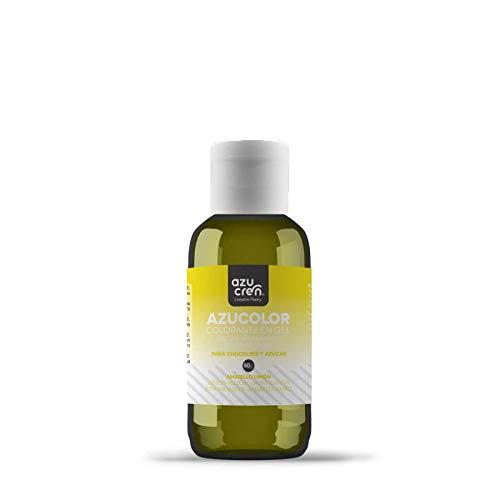 Colorante Alimentario para Repostería - Azucolor - 50 G (Amarillo Limón)