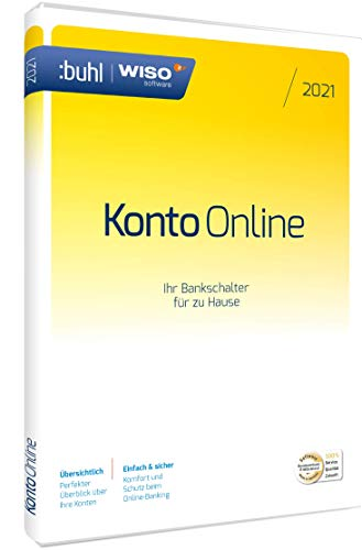 WISO Konto Online 2021|aktuelle Box Version|