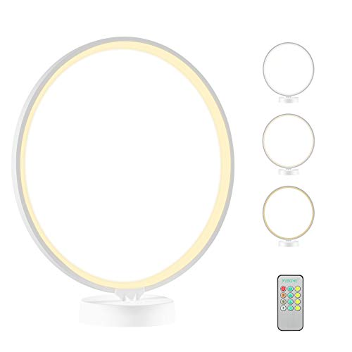 Sad Lamp | YEEONE 10,000 Lux Light Therapy Lamp with Remote Control |...