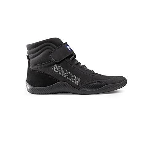 82e0d29da Sparco 00127009N Race Black Size 9 Driving Shoe